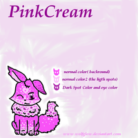PinkCream by WolfGlow