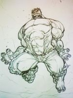 Hulk pencils by Z-control