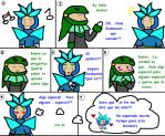Snake y Gemini comic 1 by syani123