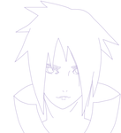 Linear: Sasuke adulto by hinatatenshi