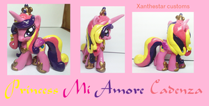 Princess Cadence Custom blindbag! by XantheStar
