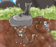 Climbing up by Ask-FlameTail
