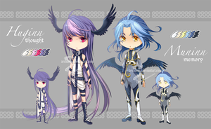 [CLOSED] Asgard Adoptables Set 01