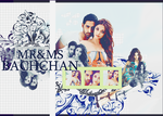MR and MS Bachchan by Fruo0om