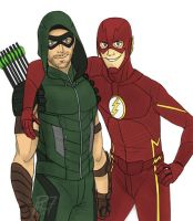 Flarrow by pencilHead7