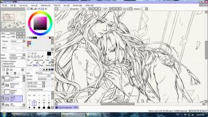 WIP - Lale x Colleen by cobi-cobi
