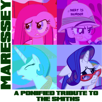 Maressey Album Cover by TheFreewave