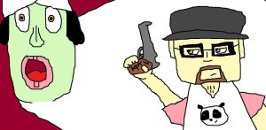 Nostalgia Critic: The Hot Chick by Tommypezmaster