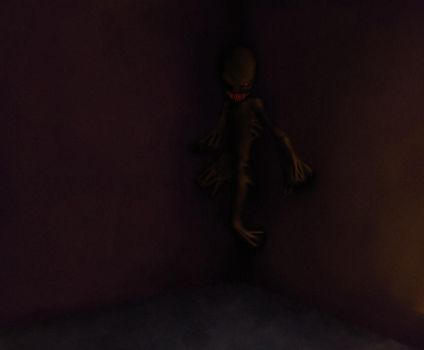 Shadow Man by jmillgraphics
