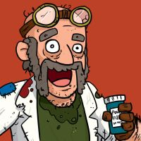 Doctor Nutt by striffle