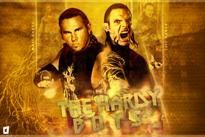Hardy Boys Wallpaper by Omarison