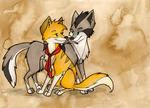 Mushy. Deni. by FoxInShadow