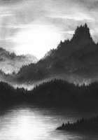 The Lonesome Forest by BoInAShoe