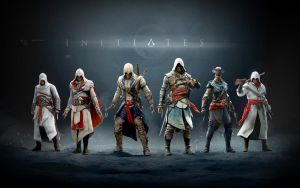 AC Saga by AssassinsCreedChile