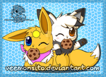 We got your cookies by Veemonsito