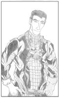 Peter Parker by SpawnGuy