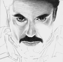 Iron Man - STEP 4 of 8 by Doctor-Pencil