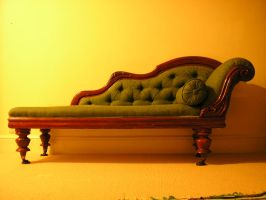 Chaise long by fallen-angle-stock