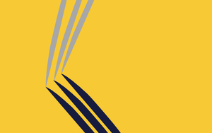 Marvels Wolverine Minimalist Wallpaper by NightLightArt
