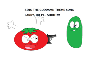 Veggietales by SailorAnnabel