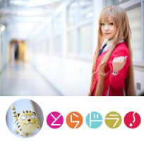 ToraDora- Taiga winter uniform - 01 by MissAnsa