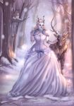 Snow Queen by Lodchen