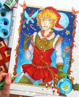 +Link's Christmas+ by larienne