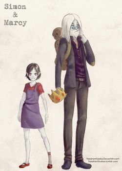 Simon and Marcy Concepts by NatahanStudios