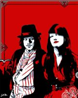 The White Stripes by jharris