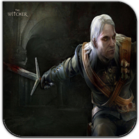 The Witcher Icon 2 by 12mpsher