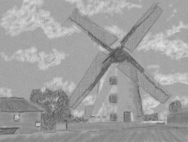 Windmill by Nethilia