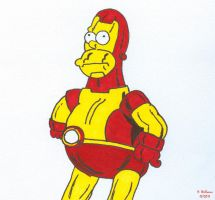 Iron Gut aka Homer by 12jack12