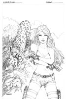 EA Assassin Cover 7 Pencils by Arciah