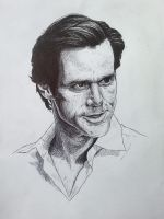 Jim Carrey by pieral1