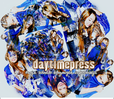 Layout in Daytimepress by Cysiunio
