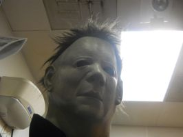 Michael Myers Halloween 2014 by StormtrooperRampage