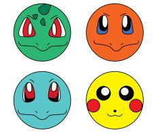 Pokemon Emoticon by ras-blackfire