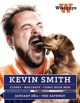 Wiseguys: Kevin Smith - 01/26/2016 by LennonDesign