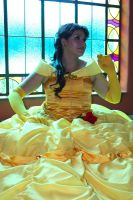 Princess Belle - Disney's Beauty and the Beast II by yunekris