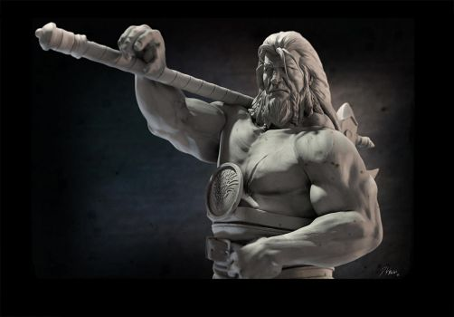 Barbarian by Batatalion