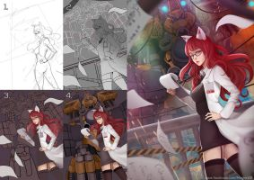 Dungeon Fighter Online progress by magion02