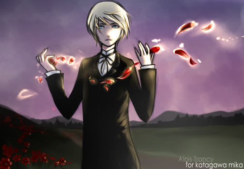 Alois for dark-noel by julie-from-july
