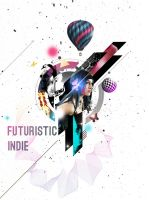 Futuristic Indie by phyoeminthaw