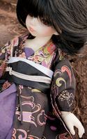 Golden Afternoon ~ Iso-chan ~ II by WyldAngel-dolls