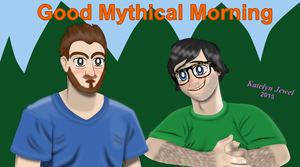 Rhett and Link by PPG-Katelyn