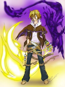league of legends: Ezreal by Nightmare495