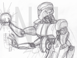 March of Robots #1: Catchin up with an old concept by ConstantM0tion