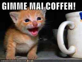 gimme mai coffeh by Selfish-Eden