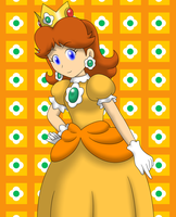 Princess Daisy by faren916