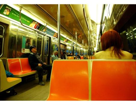 NYC Train by mds721